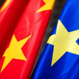 Participate in EU-China Business Summit